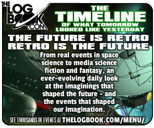 Watch the geeky side of history unfold at theLogBook.com