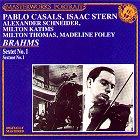 Johannes Brahms - Sextet #1 in B Flat Maj. - Op. 18