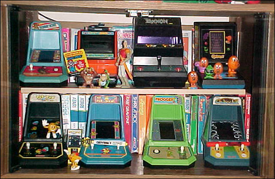 Coleco Mini-Arcades