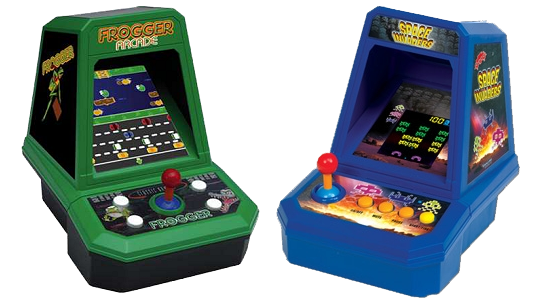 Mini-arcade reproductions