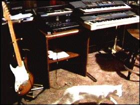 Earl's Apartment, circa 1997