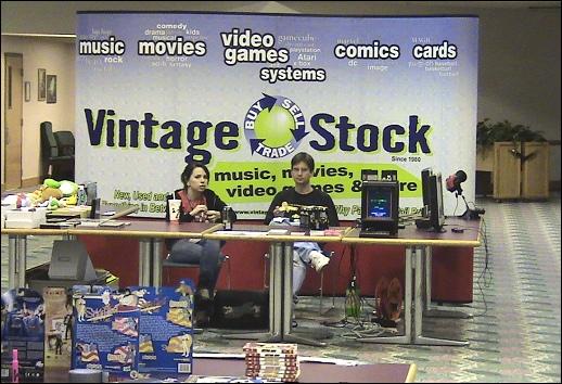Vintage Stock @ OEGE
