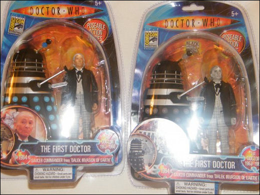 First Doctor Figures