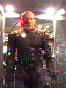 Locutus of Borg can be yours...if THE PRICE IS RIGHT!
