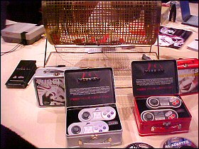 Messiah controllers at OKGE 2004