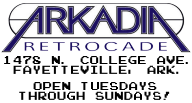 Arkadia Retrocade
