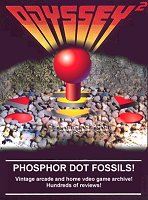 Phosphor Dot Fossils for the Odyssey2