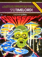 Attack Of The Timelord! sales flyer