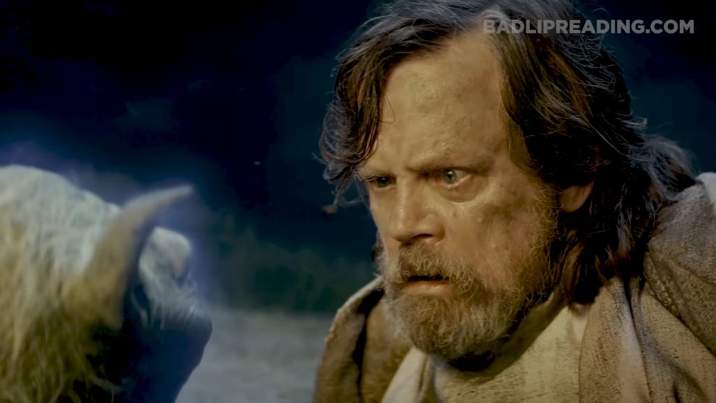 Bad Lip Reading - Yoda's Stick Is Better Than Bacon