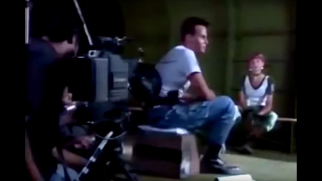 Behind The Scenes From 1996's Resident Evil - Live Action Intro