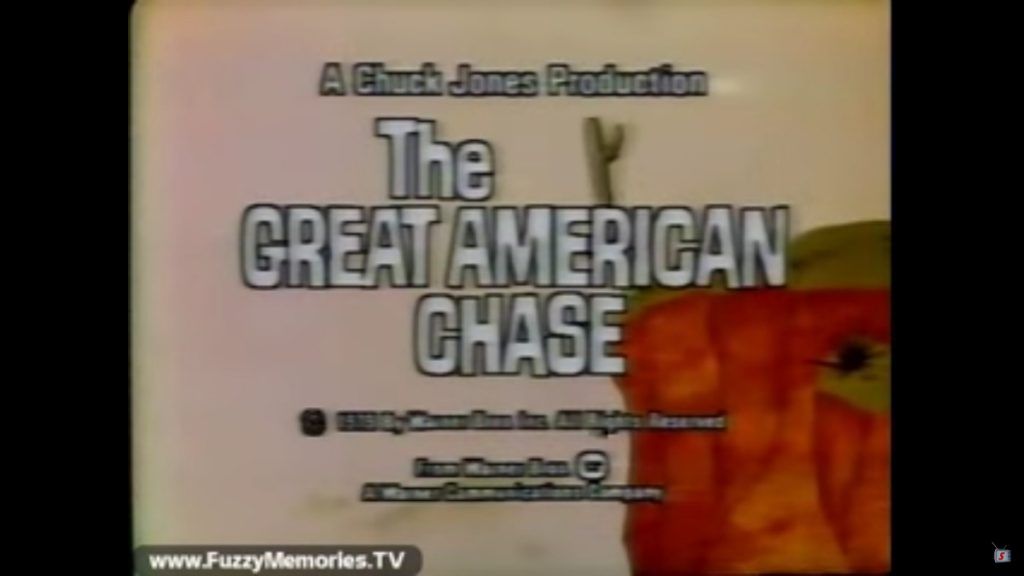 The Great American Chase - The Bugs Bunny Road Runner Movie - 1979