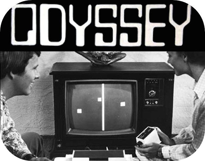 First public demonstration of Magnavox Odyssey, the first home video game system