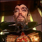 Max Von Sydow as Ming the Merciless