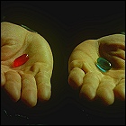 Why didn't I take the blue pill?