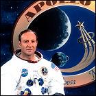 Astronaut Ed Mitchell
