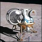 Golden Spike Lunar Lander