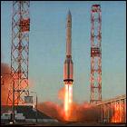Nauka launch