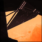Rosetta at Mars