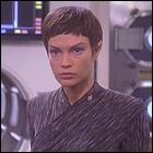 Jolene Blalock as T'Pol