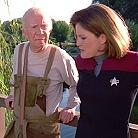 Ray Walston in Star Trek: Voyager