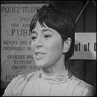 Jackie Lane as Dodo in Doctor Who
