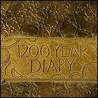 1200 year diary