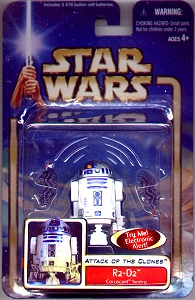 Star Wars Episode II action figures - photos copyright 2002 Earl Green / theLogBook.com