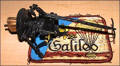 Hot Wheels Galileo Action Pack