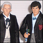 The first and second Doctors