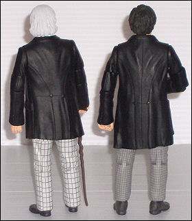 The Two Doctors... a rear view