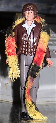 Doctor Who action figures - photo copyright 2007 Earl Green / theLogBook.com