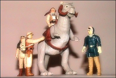 https://www.thelogbook.com/toy/tauntaun/The Empire Strikes Back Tauntaun - photos copyright 2006 Earl Green / theLogBook.com; special thanks to Andrew Wester